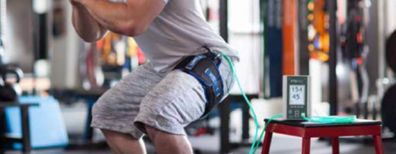 blood flow restriction dynamx physical therapy