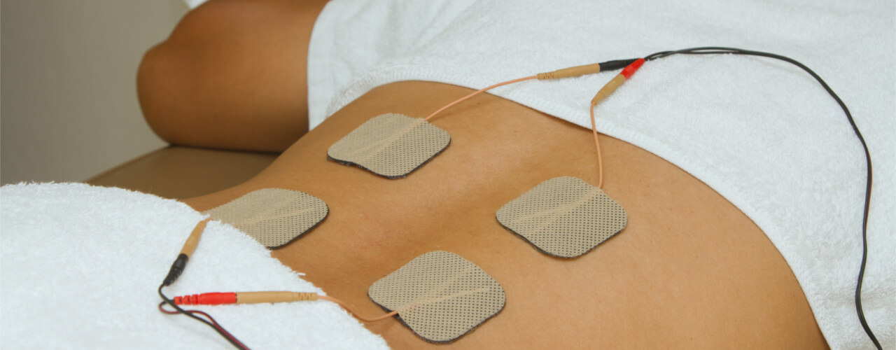 electrical stimulation dynamx physical therapy