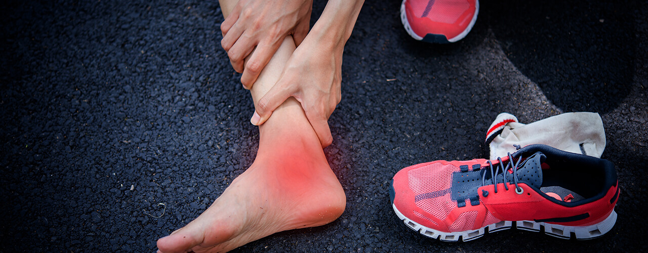 foot & ankle pain dynamx physical therapy